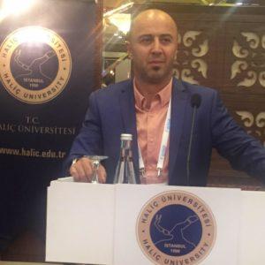 Halic University Seminar-Tarkan Batgun-Sports Science Congress