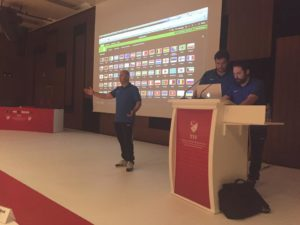Turkish Football Federation Performance Course-Tarkan Batgun lectures