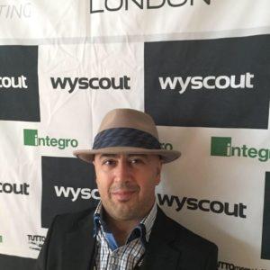 Wyscout Forum Londra Wembley Stadı
