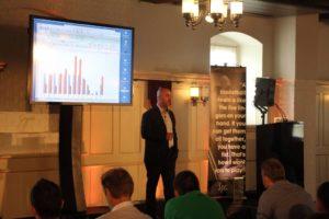 Sportstec Innovation Conference -Tarkan Batgun Key Note Speaker