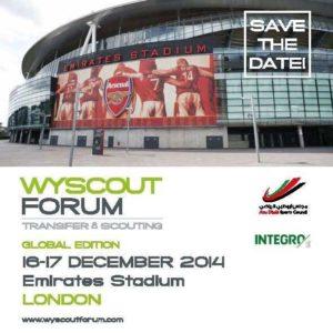 Wyscout Forum Arsenal Emirates Stadyumu