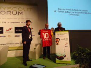 Wyscout Forum Milan Turkish Delegation